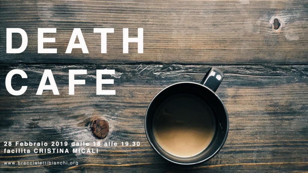 death cafe braccialetti bianchi genova hospice maria chighine
